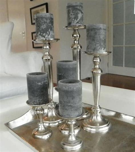 kerzenhalter shabby kerzenst 228 nder tulpe 12 cm kerzenhalter metall