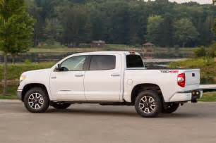Toyota Tundra 2016 2016 Toyota Tundra Reviews And Rating Motor Trend