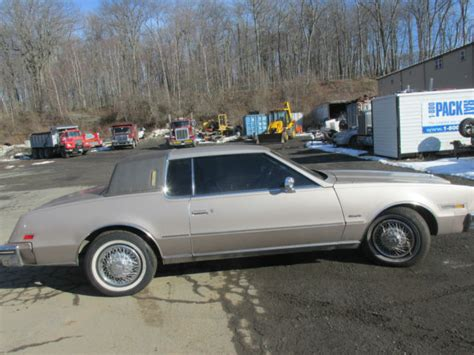 how does a cars engine work 1996 oldsmobile silhouette security system 1984 oldsmobile toronado brougham coupe 2 door 5 0l engine needs work for sale photos