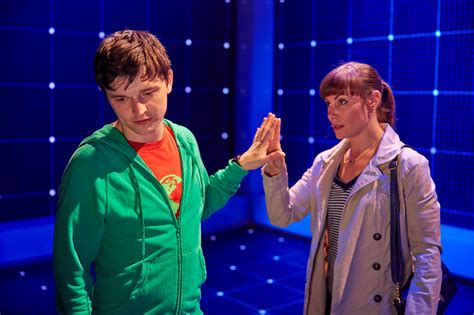 the curious incident of the in the nighttime summary national theatre s smash hit staging of the curious incident of the in the