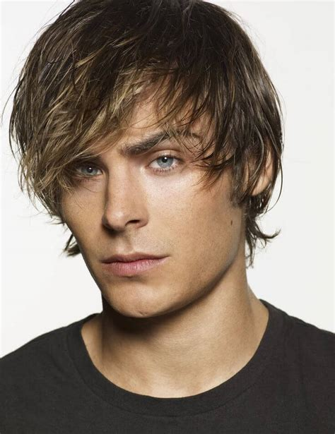 mens shag haircut shaggy hairstyles for
