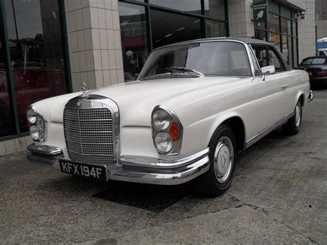 1968 mercedes 220 se for sale in wandsworth