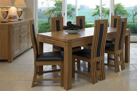 Table A Manger Bois Design by Table Salle 224 Manger Extensible Et Design En 35 Images