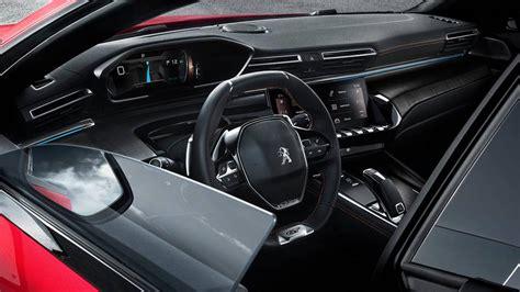 peugeot 508 interior 2018 peugeot 508 revealed price release specs autopromag