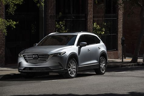 mazda makes and models list mazda cx 9 makes list of suv of the year