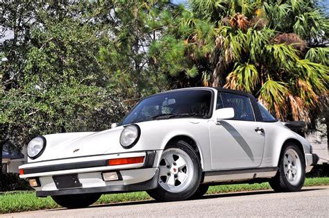 1986 porsche targa for sale 1986 porsche 911 targa targa stock 5845 for sale