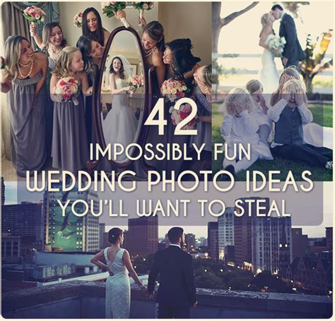 wedding theme quiz buzzfeed 42 impossibly fun wedding photo ideas you ll want to steal