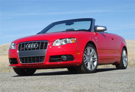 Audi Cabrio S4 by 2003 Audi S4 Cabriolet Pictures Information And Specs