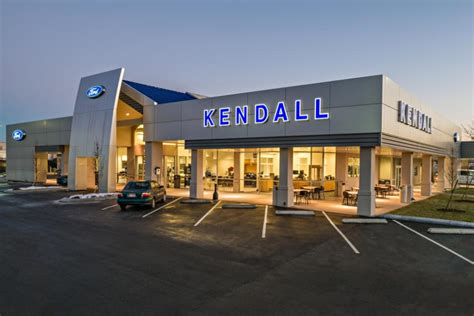 Kendall Ford Meridian by Kendall Ford Meridian Marc Walters Photography