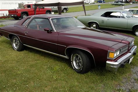 1976 Pontiac Lemans by 1976 Pontiac Lemans Information And Photos Momentcar
