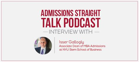 Talking About Depression In Mba Application by Admissions Advice From Associate Dean Of Mba Admissions At