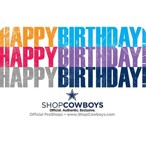 Cowboys Gift Card - dallas cowboys birthday gift card 5 100 other accessories accessories cowboys