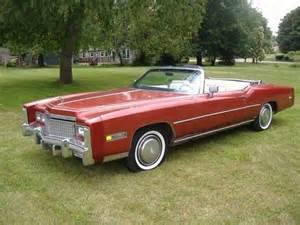 Cadillac Eldorado 1975 Buy Used 1975 Cadillac Eldorado Convertible In Akron Ohio