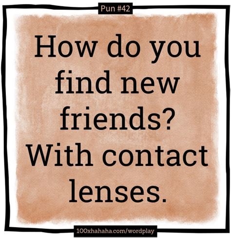 How Do You Find On Wordplay Image With Contact Lenses