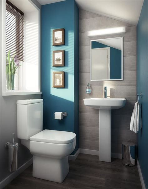 cloakroom bathroom ideas colours cloakroom downstairsloo blue aqua styling