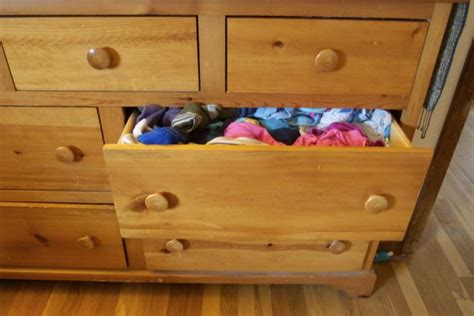 Knickers Drawers by Cleaning Out Sock And Drawer Swistle