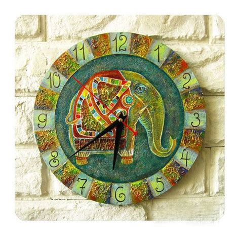 themes clock bollywood 30 best home decor living room indian theme images on