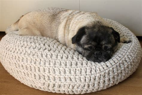 dog bed patterns crochet dog bone bed patterns patterns kid dog beds and