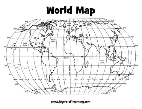 us map with coordinate grid world map grid layers of learning