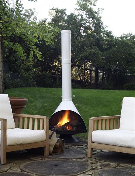 Garden Chimneys For Sale Malm Fireplace Design Within Reach