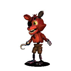 Adventure withered foxy five nights at freddy s world wikia fandom