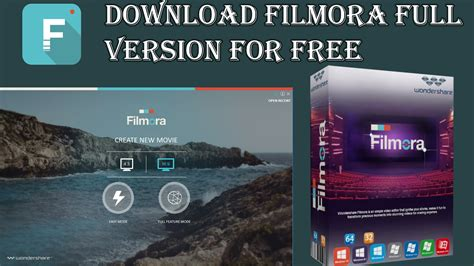 Free Download Full Version Of Filmora | how to get wondershare filmora full version for free 2017