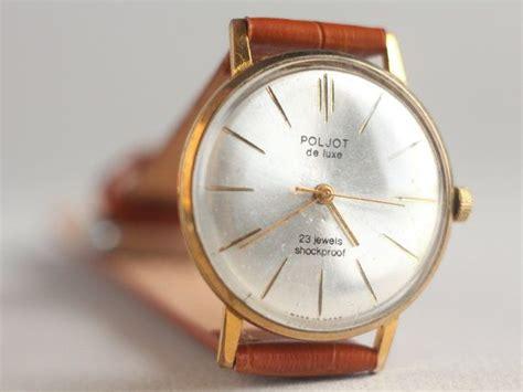 mechanical watch wikipedia minimalist vintage watch poljot flight soviet classic