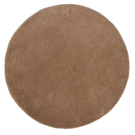 Tapis Colores by Tapis Colours Taupe 216 68cm