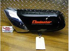 Sell 88 1988 KAWASAKI EL250 EL 250 ELIMINATOR LEFT SIDE ... Kawasaki 250 Eliminator