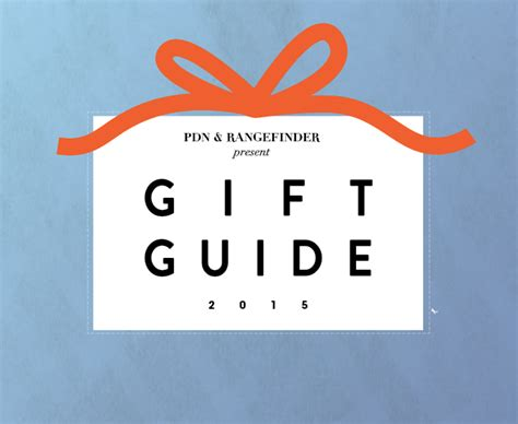 Introducing The 2006 Gift Guide by Introducing The Pdn Rangefinder And Dpreview Gift Guide