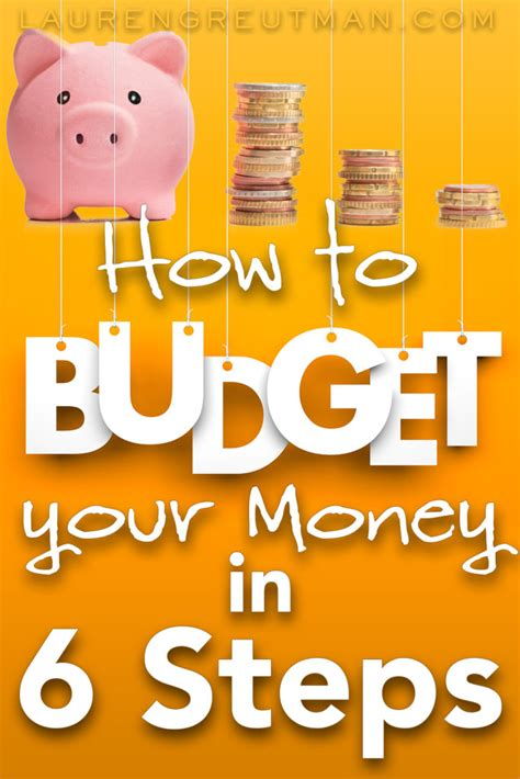 how to budget step 6 adding in your investment goals how do i budget my money we ll show you how lauren
