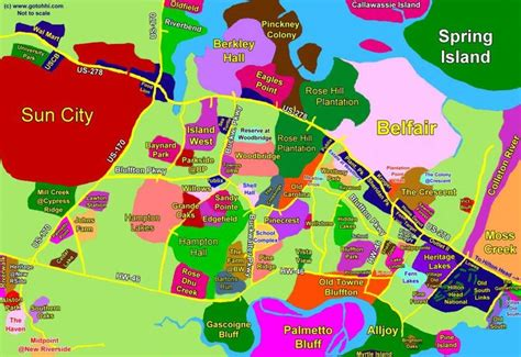 tom jackson bluffton sc 17 best images about lowcountry maps on pinterest