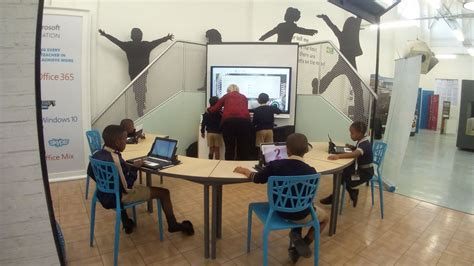 Study Interior Design In South Africa by South Africa Microsoft Classroom Of The Future 3