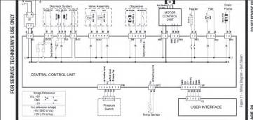 wiring diagram for a samsung washing machine diagram