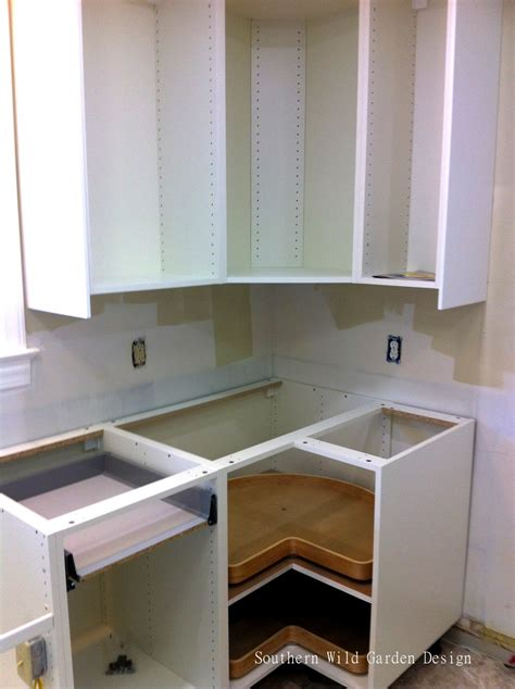 Ikea Corner Kitchen Cabinet by New Ikea Kitchen Southern