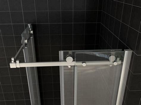 porte scorrevoli bagno box doccia angolare vetro trasparente opaco bagno italia pa