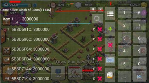 cara mod game clash of clans cara hack clash of clans dengan game killer the last blog