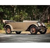 1927 Franklin Model 11B Sport Touring Retro Fs Wallpaper