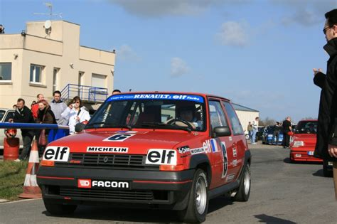 renault 5 gt turbo coupe de 1985