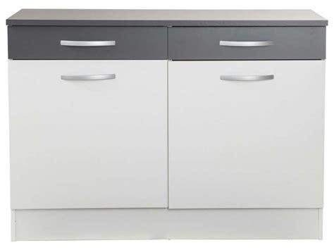 meuble bas 120 cm cuisine meuble bas de cuisine 60 cm uteyo