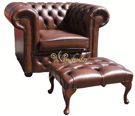 low back armchair chesterfield club armchair antique tan leather with