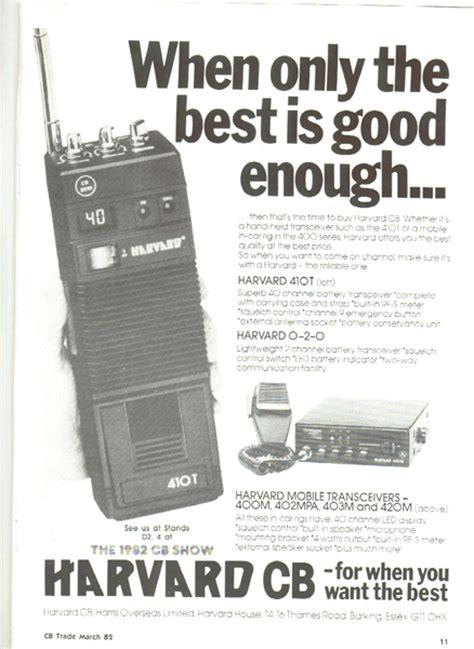 cb radio history thunderpole