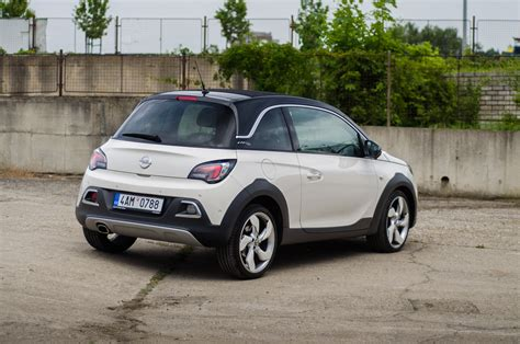 opel adam rocks 2015 opel adam rocks european review the about cars
