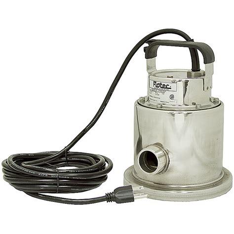 flotec 1 4 hp utility sink pump davey whisper w1000 pool pump 1 hp m7512 free shipping by