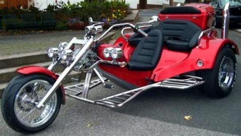 Dreirad Motorrad Mieten by Trike