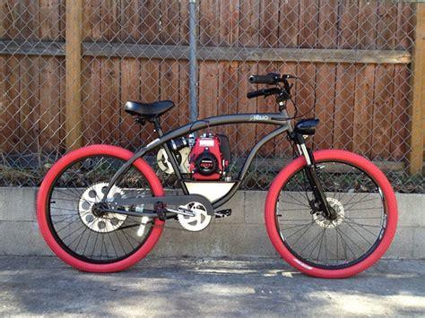 4 stroke bike motor kit honda powered bicycle four stroke bike 4 cycle bicycle