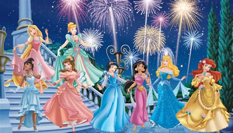 disney princess magical party disney princess photo 26300383 fanpop