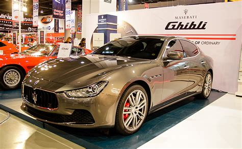 maserati philippines maserati philippines launches ghibli sedan