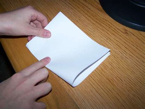 How To Fold Thick Paper - if you fold an a4 sheet of paper 103 times its thickness