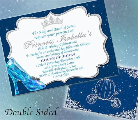 cinderella themed quinceanera invitations princess beautiful quinceanera invitations carriage quotes
